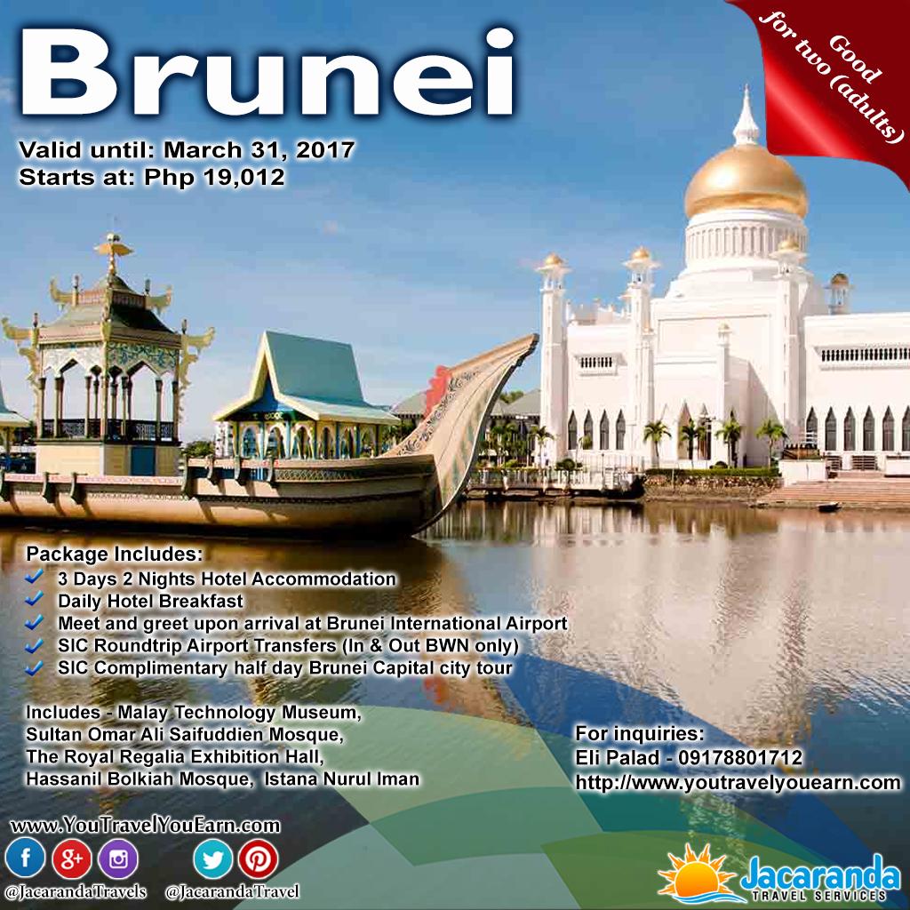 Brunei Travel Tour package