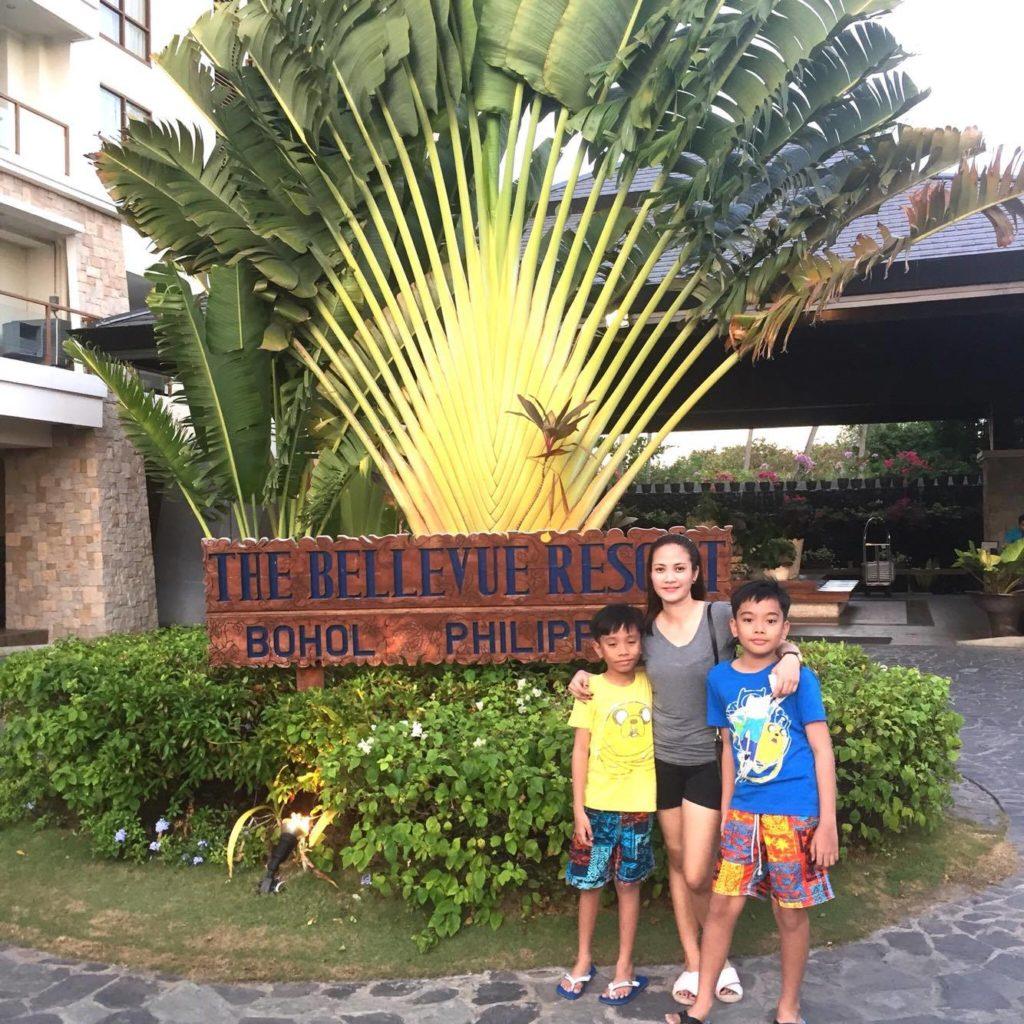 teampalad at bellevue resort panglao