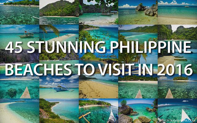 45 stunning philippine beaches