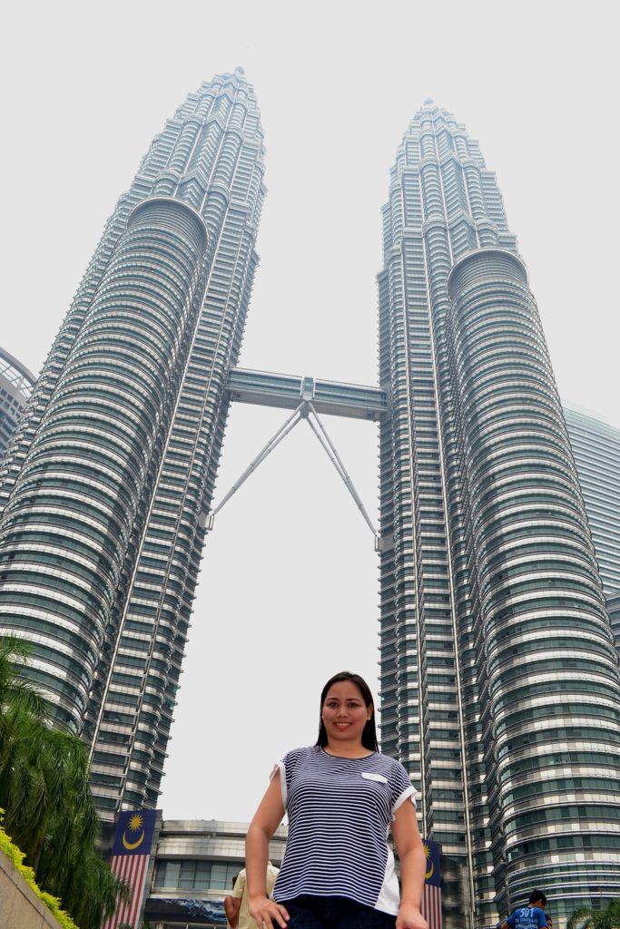 Iza Sanchez - Kuala Lumpur
