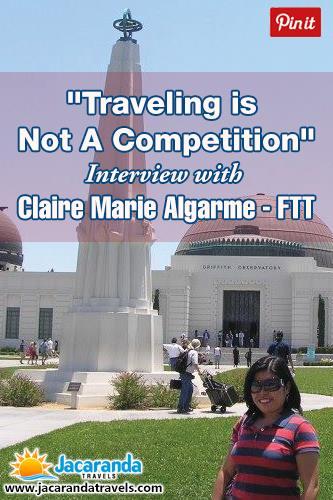 claire Marie Algarme