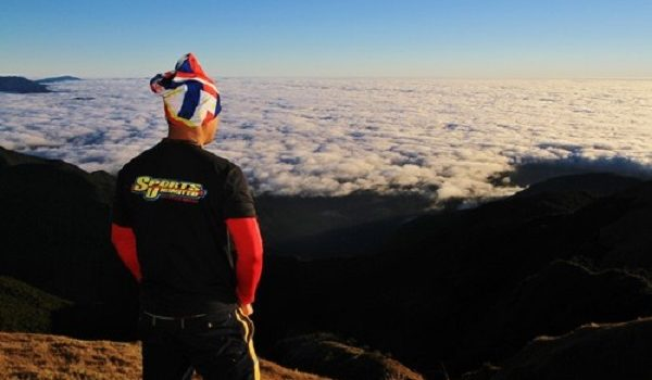 mike at mt pulag
