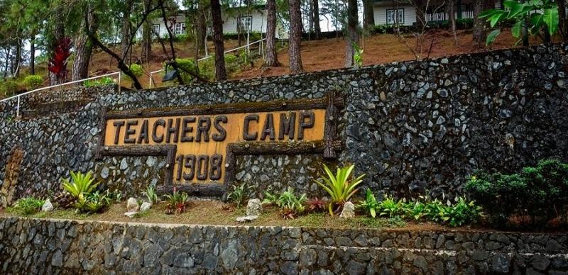 Teachers-Camp baguio