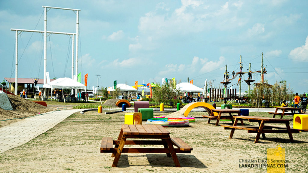 The Sandbox Tourist Spot Pampanga