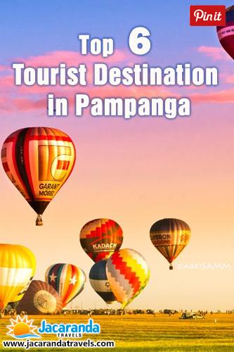 pampanga tourist spots