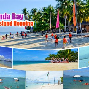 honday bay island hopping tour