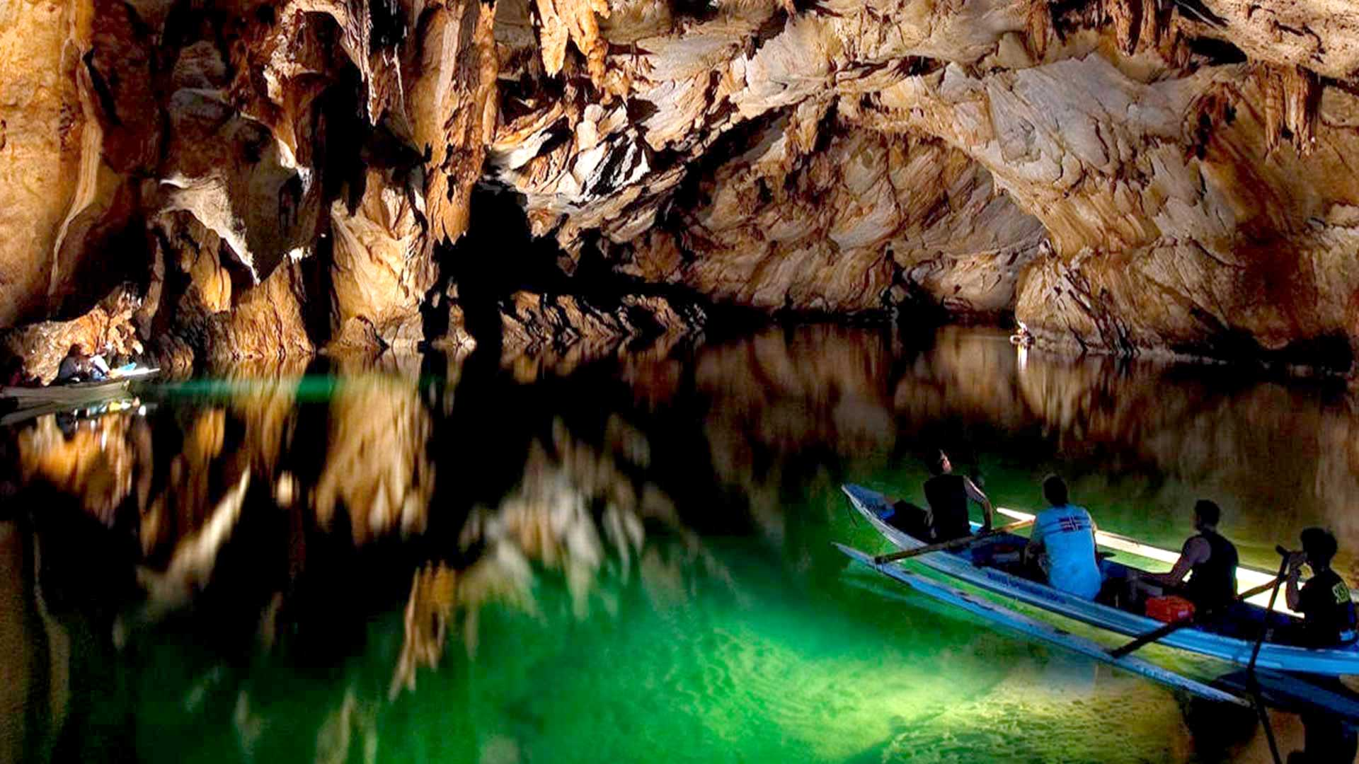 Underground River In Palawan Tour Packages